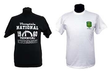 T-shirts with Logo