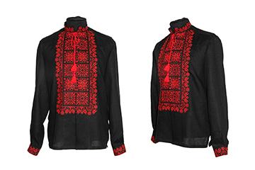 Вишиті чоловічі сорочки 33902d8f556fc