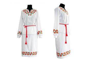 Українська вишиванка 851707892a449