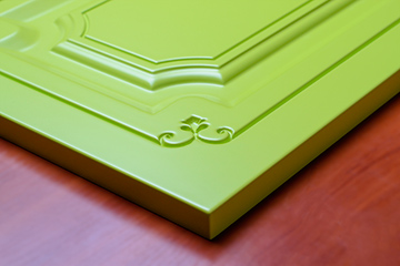 MDF painted facades