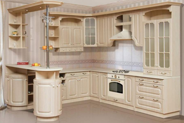 Kitchen furniture to order