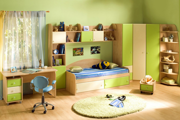 Children's furniture made to order