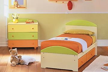 Дитячі ліжка на замовлення 182305ed22e96