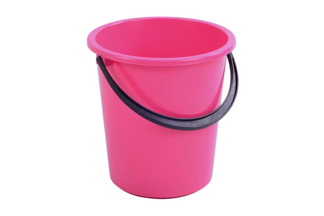 Plastic bucket 5 l without lid